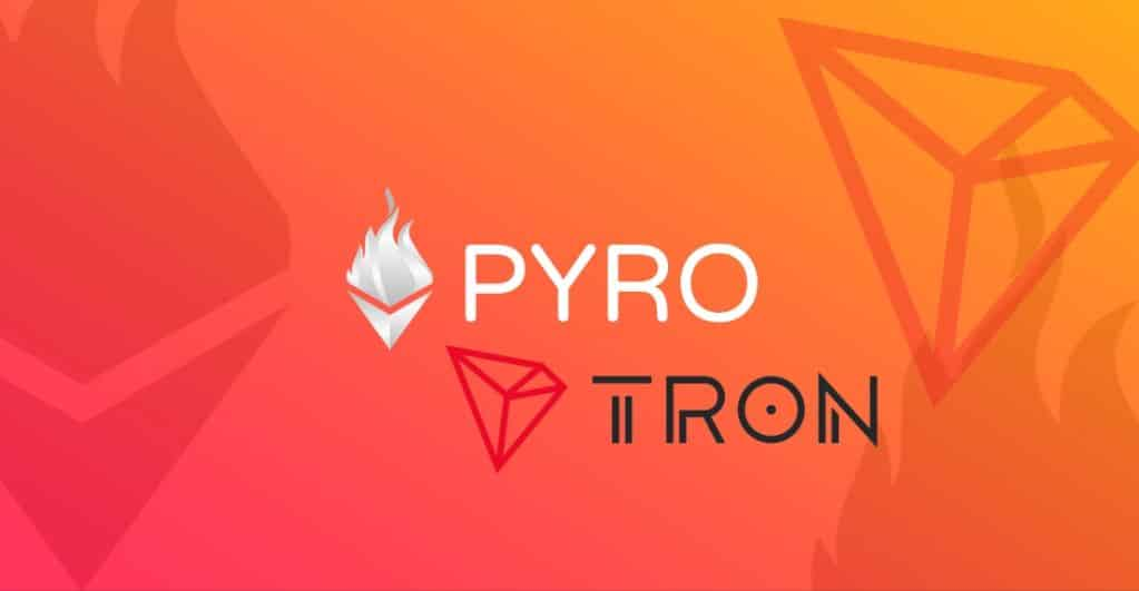 TRON Launches Support For PYRO