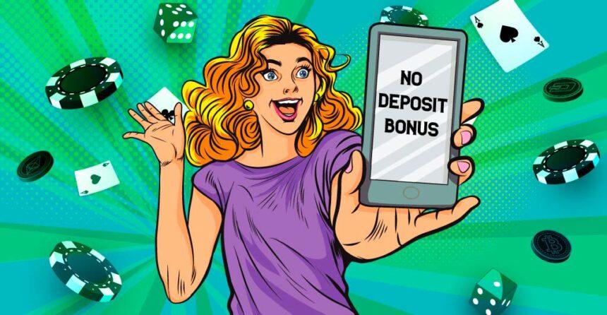 No Deposit Bonus in Crypto Casinos – Sneak Peek